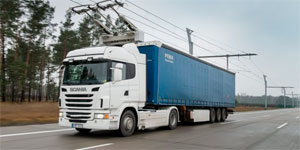 Scania-Electrification
