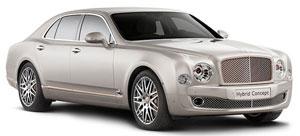 Bentley-Plug-in-Hybrid