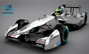 FormulaE-Racecar