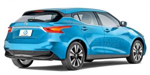 Nissan-Leaf-Rendering