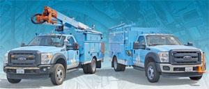 Plug-in-Trucks