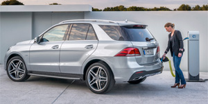 Mercedes-GLE-Plug-in-Hybrid