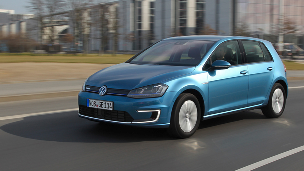 New Volkswagen E Golf To Sport More Battery Capacity.