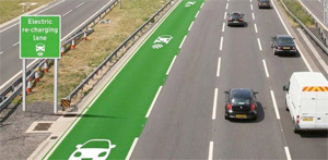 Electric-Road-Lane