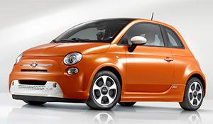 Fiat-500-E