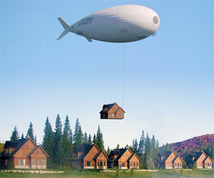 Flying-Whales-Airship