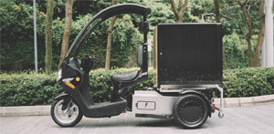 TUM-Create-Mail-Delivery-Scooter