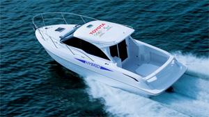 Toyota-Hybrid-Boat