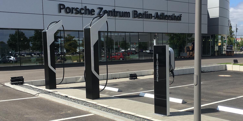 Porsche-HPC-charge park-Berlin-800 Volt