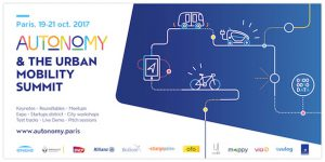 Autonomy and urban mobility summit
