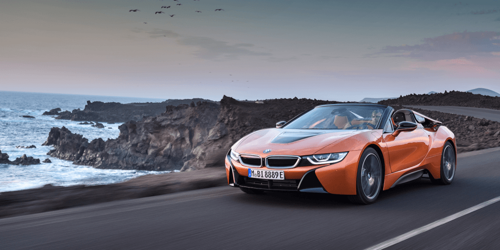 For The Next Generation Of Its I8 Plug In Hybrid Sports Car Bmw Is Aly Favour A Fully Electric Drive With Core Elements From Inext S