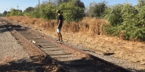 e-skateboard-rail-short-circuit