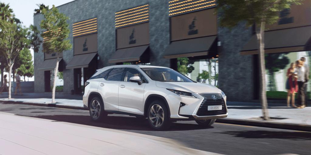 Lexus Hybrid Suv >> Hybrid Suv Lexus Rx Comes With Seven Seats Electrive Com