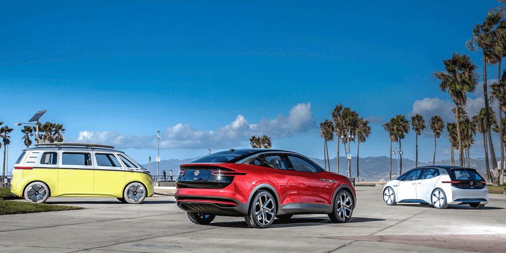 Volkswagen Id Crozz Id Buzz To Be Made In America Electrive