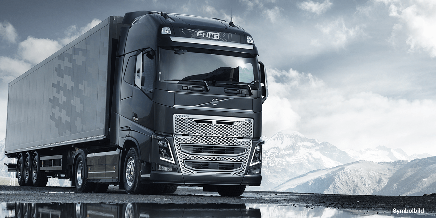 Volvo Might Be The Next To Present An Electric Truck