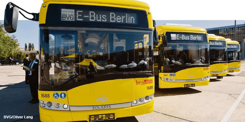 Electric Buses Berlin Forced To Extend Tender Period Electrivecom
