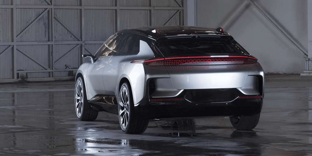 Faraday Future Targets Ipo With Shell Company Electrive Com