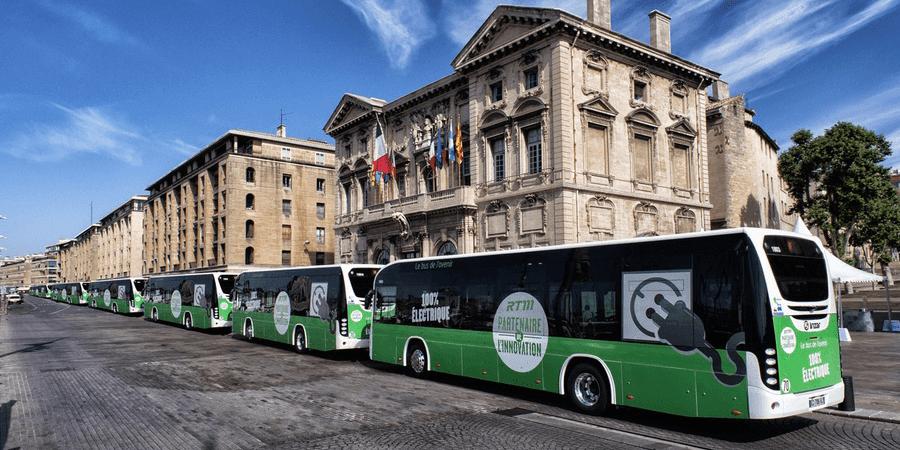 paris sets up 6 000 ev rebate and includes electric buses. Black Bedroom Furniture Sets. Home Design Ideas