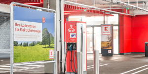 kaufland-charging-station