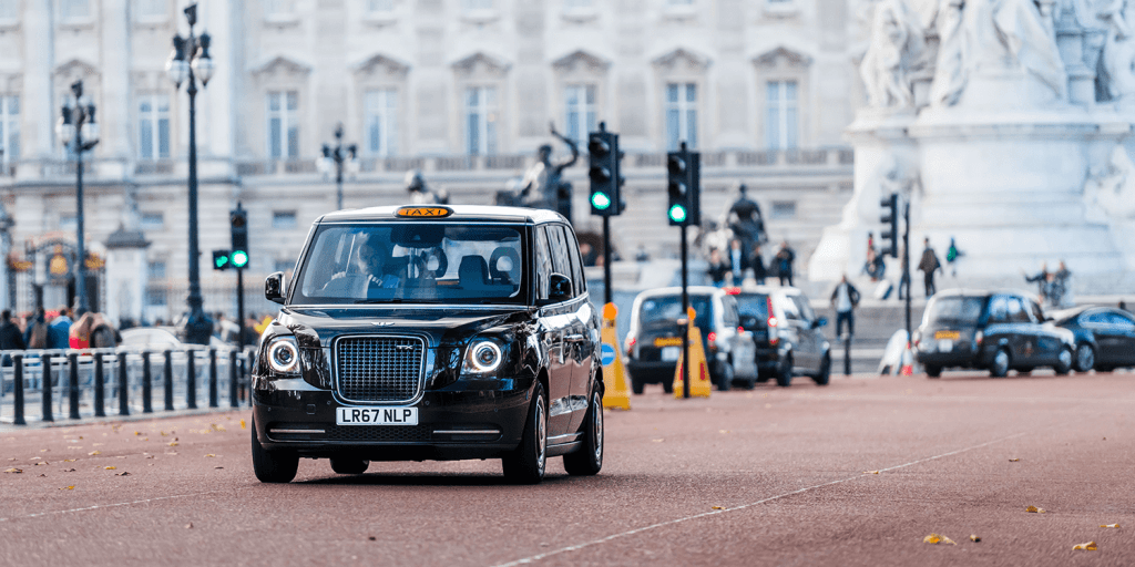 Levc Electric Taxi London 02