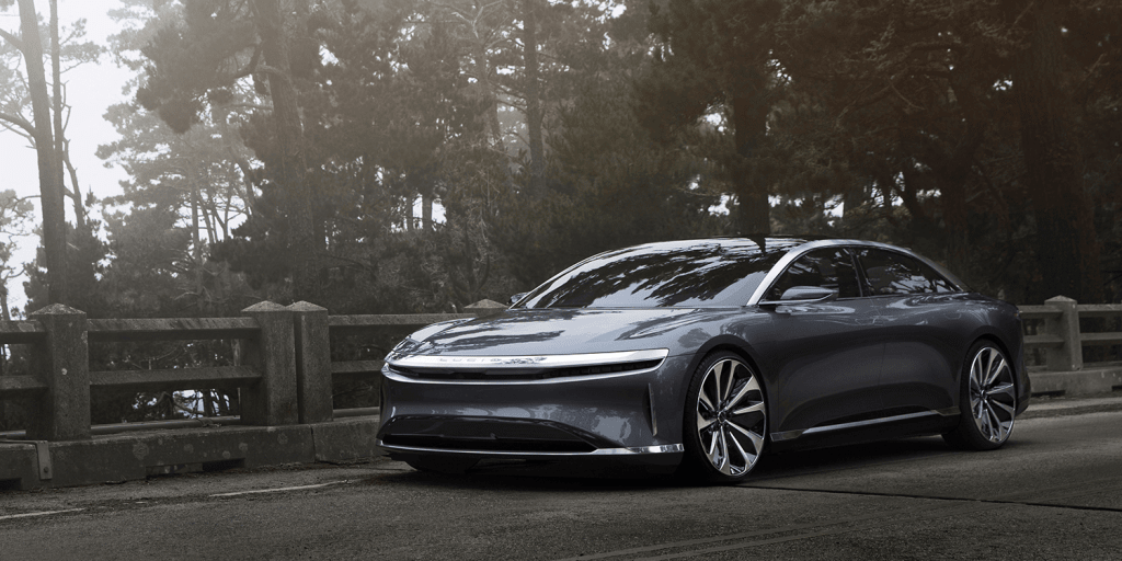 Lucid Motors targets 10,000 Air units in its first year ...