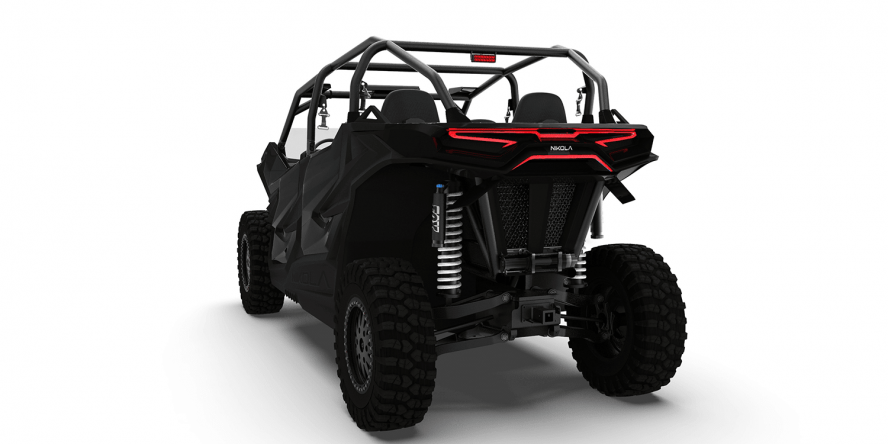 Nikola motor presents production ready electric quad for Nikola motors stock price