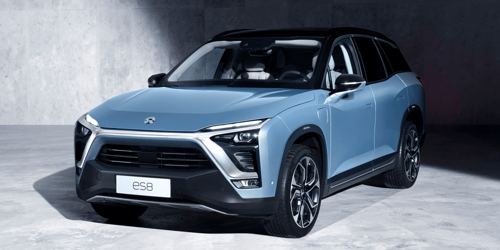 NIO abandons plans to manufacture its own cars amid widening losses