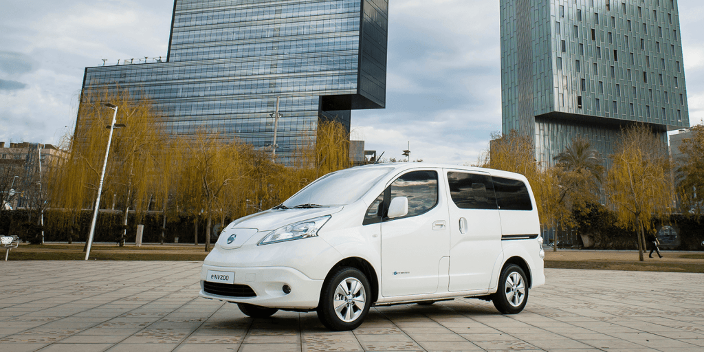 Prices For Long Range Nissan E Nv200 Below 30 000