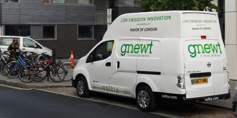 Gnewt marks 10 million zero-emission deliveries - electrive.com