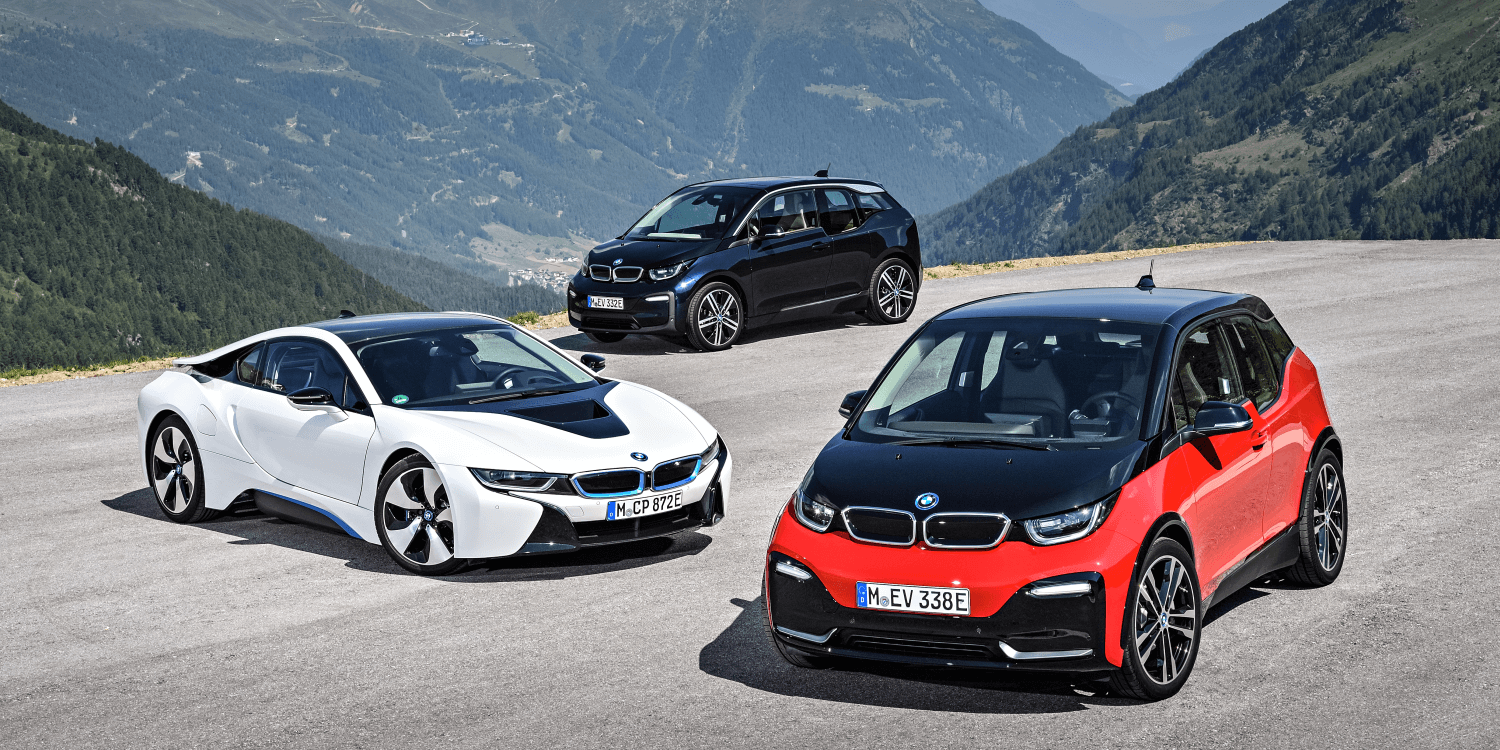 Details About BMWs Future Electric Line Up