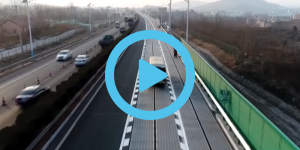china-photovoltaic-expressway-video