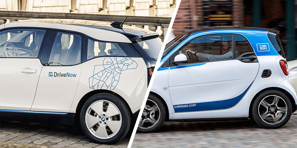 Mini Clubman 2018 >> Car2Go and DriveNow close to merging their businesses - electrive.com