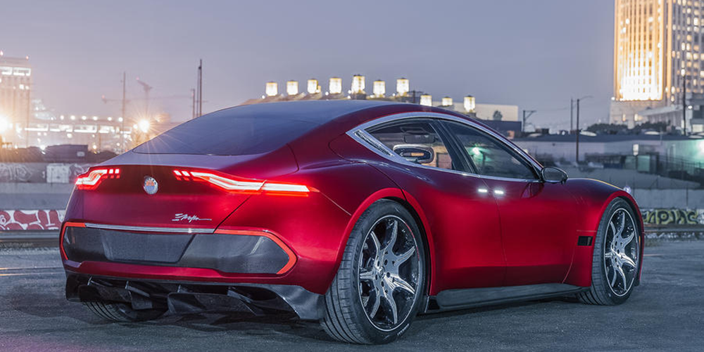 Fisker to use solid-state batteries from 2020 (video