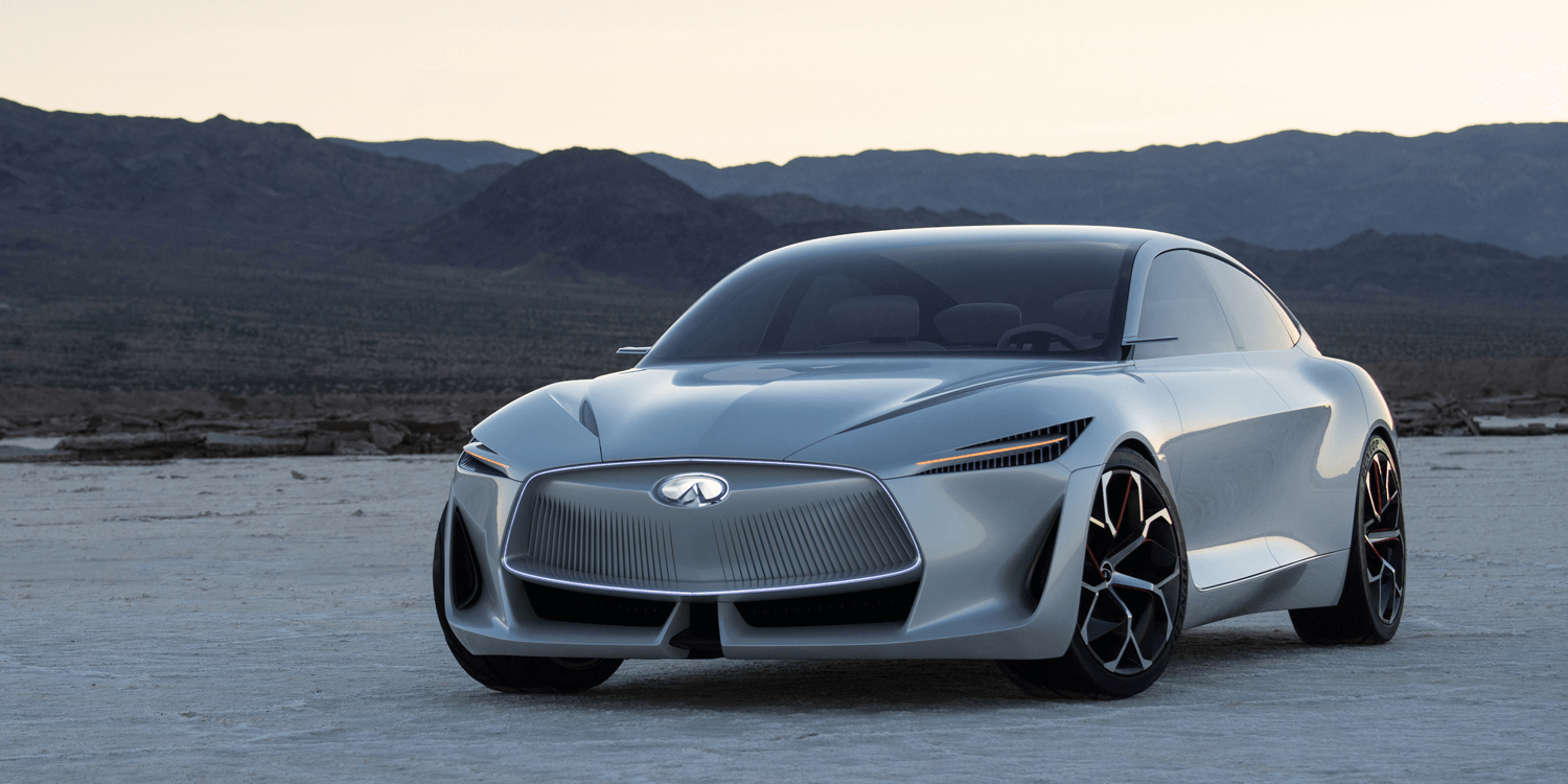 All Infiniti models to be electric by 2021 - electrive.com