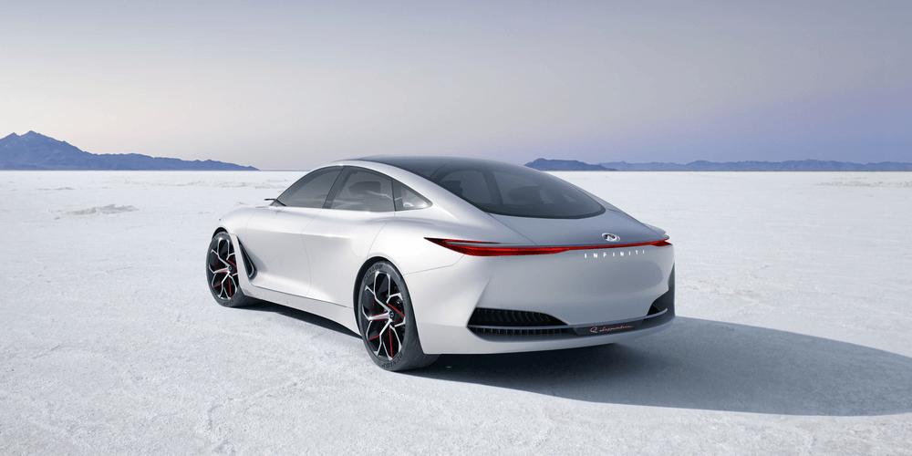 Infiniti Bringing Evs To China S Luxury Car Market Electrive Com