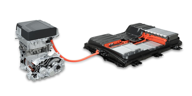 Nissan Leaf 2018 Batterie E Motor