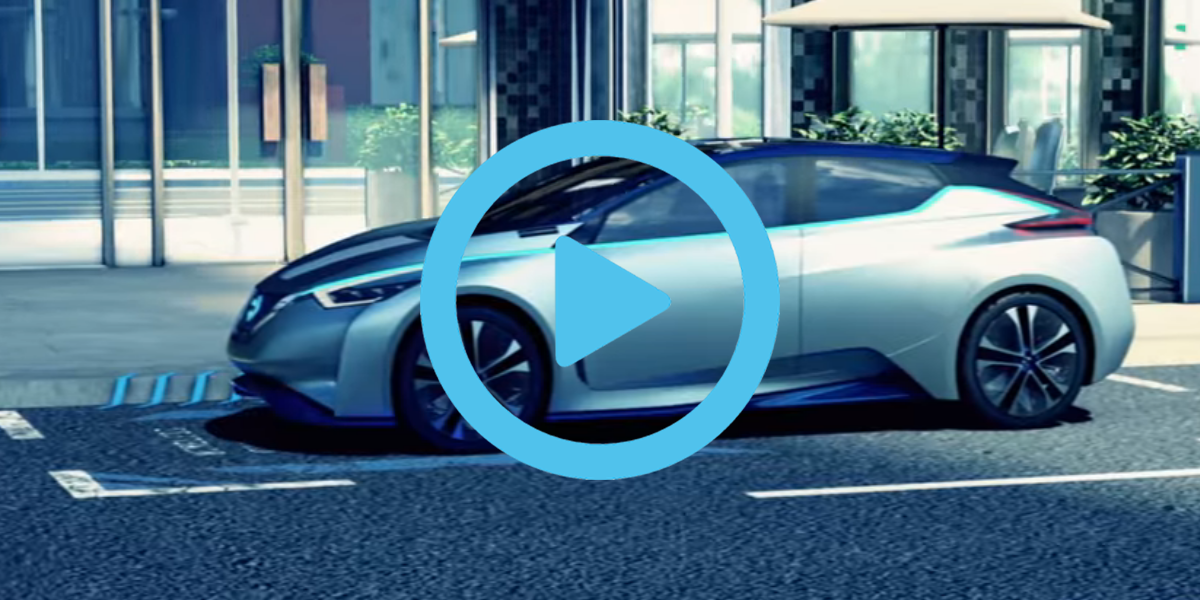 Nissan S Vision Of Electric Mobility In 2040 Video Electrive Com