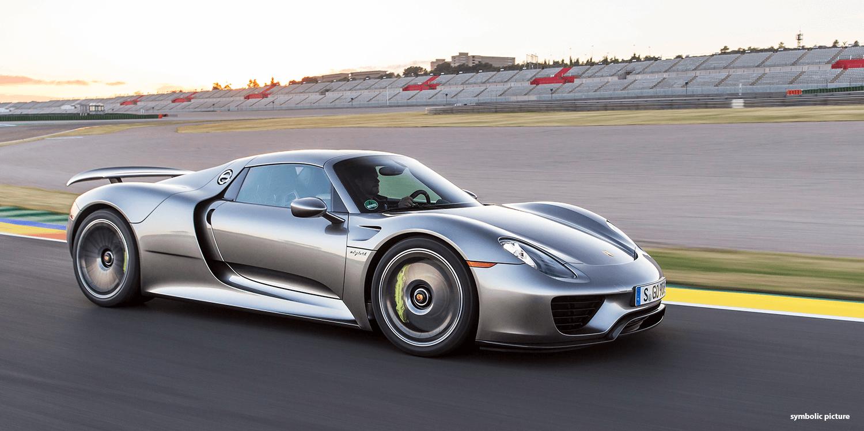 Porsche To Build Own Platform For Electric Sports Cars Electrive Com