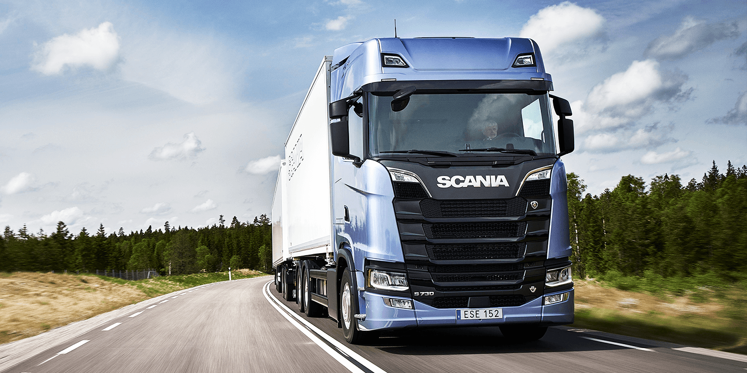 Scania: the producing country is Sweden, are there any options