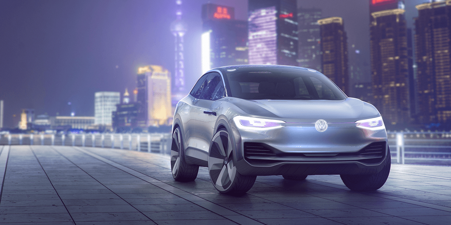 Vw Intends To Roll Out The I D Crozz An Earlier Date Than Initially Planned Launching It In 2019 Instead Of 2020 According Information
