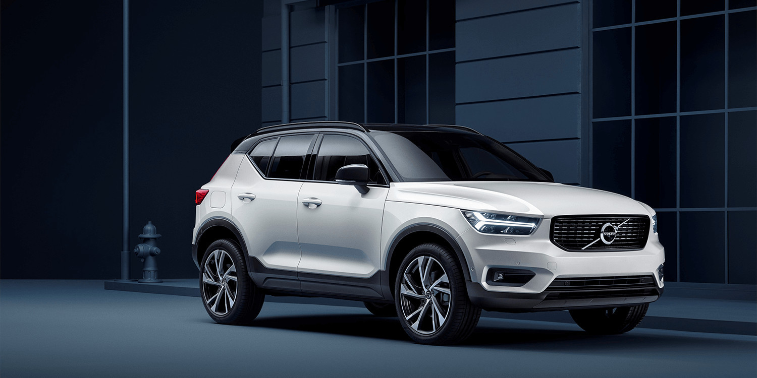 Volvo Will Introduce The First All Electric Version Of Its Xc40 Brand Compact Suv Later This Year Which Be Car Group S Second Bev After
