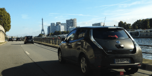 france-paris-electric-car-symbolic-picture