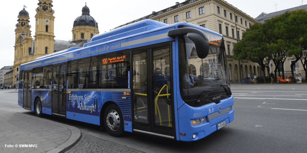 Bus Munchen Prag