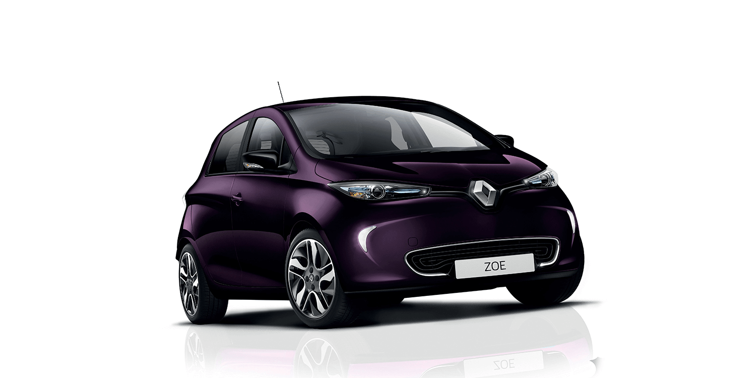 Renault Zoe 2018 Elektroauto Electric Car 08