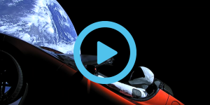 spacex-tesla-roadster-video
