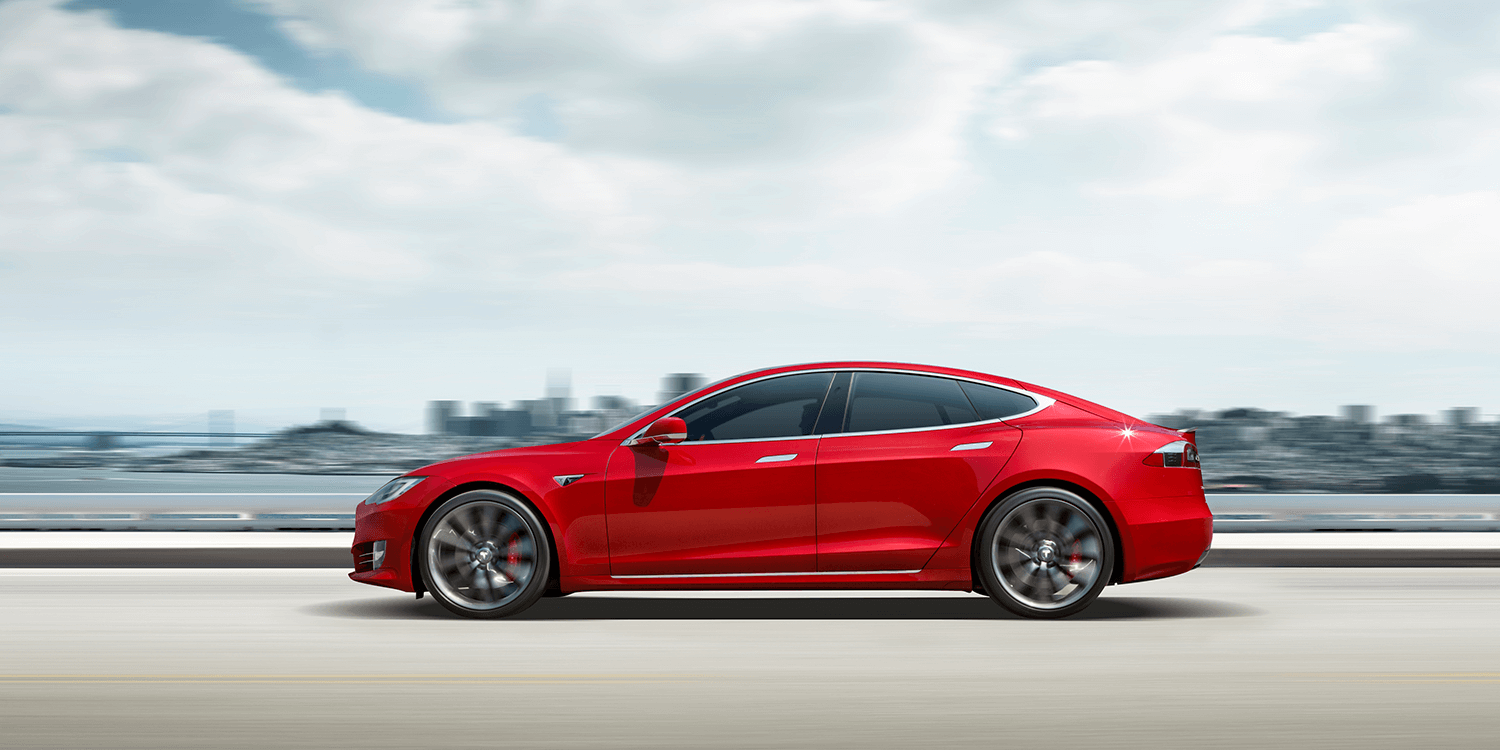 Tesla Model S P85 Undergoes Diesel Test Electrive Com