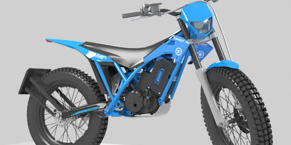 torrot launches electric trail bike movak. Black Bedroom Furniture Sets. Home Design Ideas
