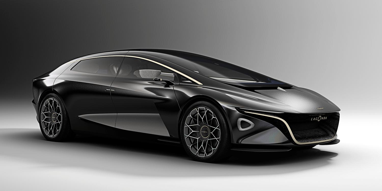 Lagonda Turns Into Ev Brand And Shows First Concept Electrive Com