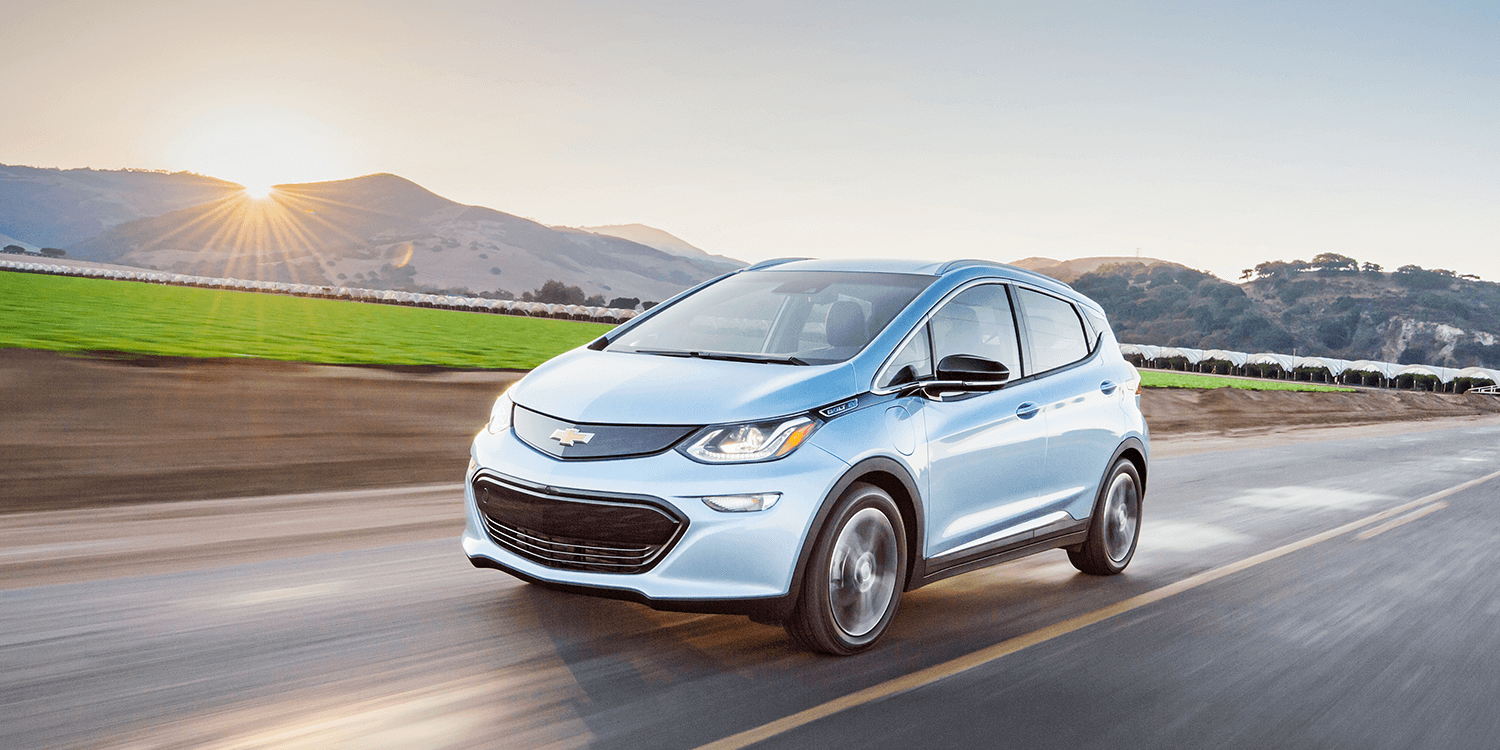 Chevrolet Bolt Electric Car Elektroauto 02