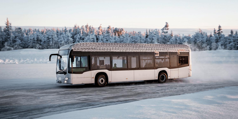 Daimler Mercedes Benz Citaro Elektrobus Electric Bus 18